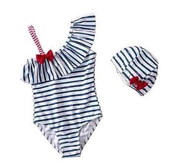 Traje de baño para niña Bebé Bikini Traje de baño para niña ...