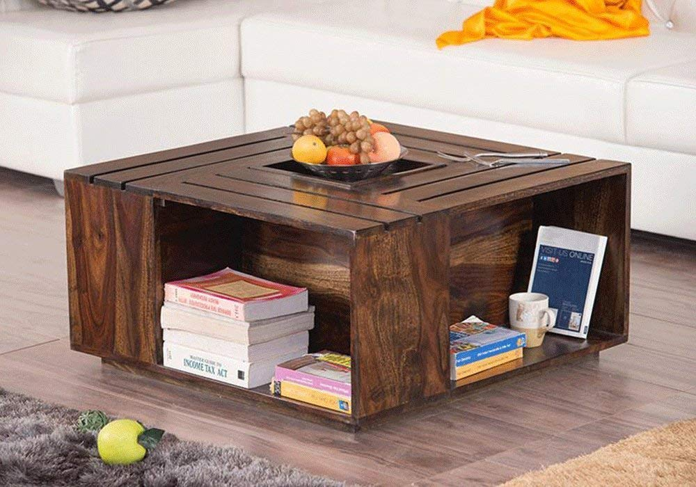 A conversation-worthy coffee table. Home Decor GPD