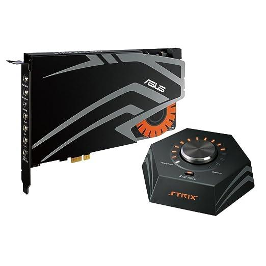 2 opinioni per Asus PCI-Ex Gaming Strix PRO. Scheda Audio a 7.1 Canali, Nero/Antracite