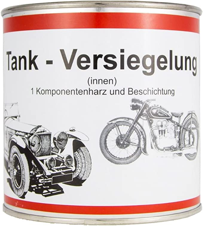 Original Mos Tankversiegelung Bis 20 Liter Tankvolumen Auto