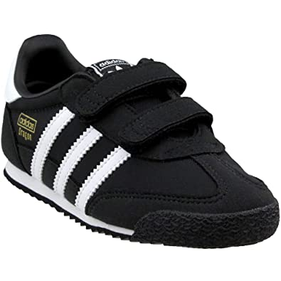sale retailer cb619 351bc Amazon.com  adidas Mens Dragon OG CF Casual Athletic  Sneakers Black   Sneakers