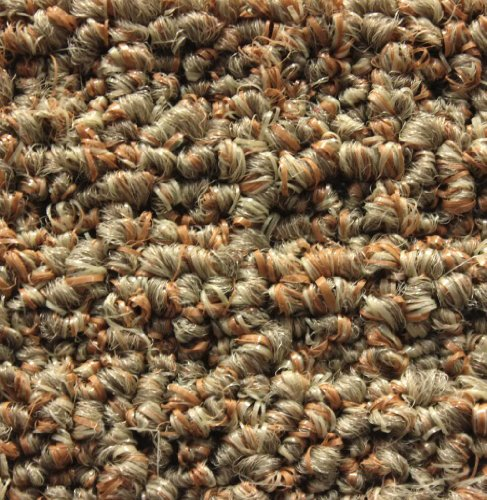SQUARE 10'X10' Clay Pot Casual Boucle Level Loop 20 oz Ol...