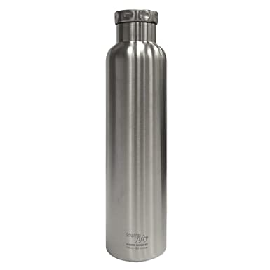Review FIFTY/FIFTY Vacuum-Insulated Wine Growler-750mL
