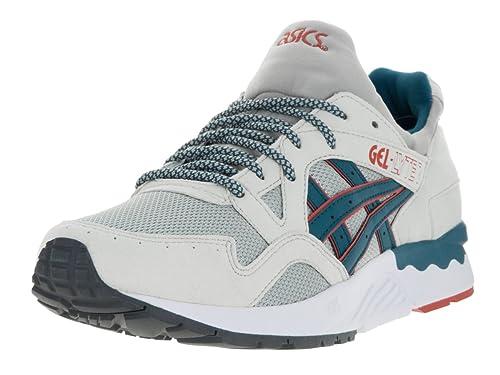 brand new 07a54 afb5b Asics Men s Gel-Lyte V Light Grey Legion Blue Running Shoe 11.5 Men US   Amazon.ca  Shoes   Handbags