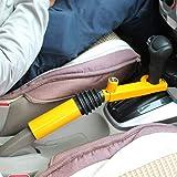 Handbrake to GearStick Lock - Fits Manual and Automatic Cars, Car Lock Car Anti-Theft Lock Gear for Truck Van SUV car Car Ant