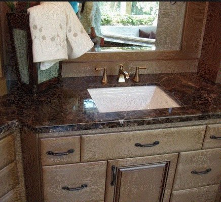 Granite Backsplash - 6