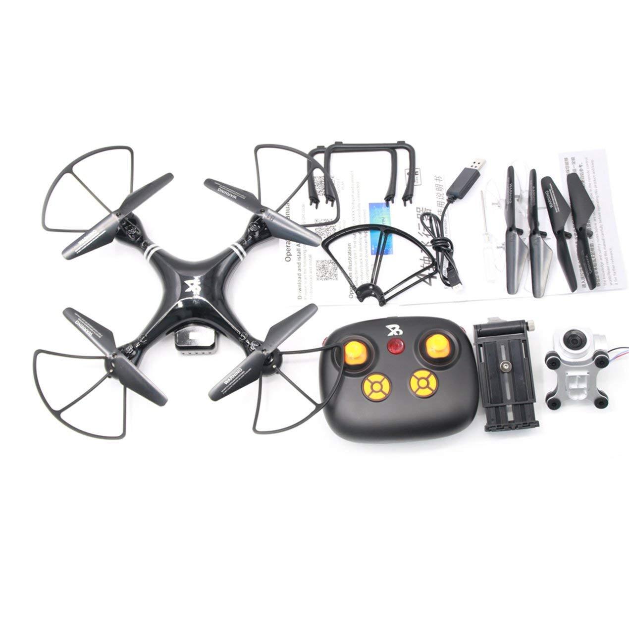 A806 de Cuatro Ejes Drone Mini Aviones del Vuelo del helicóptero Quadcopter 2 megapíxeles
