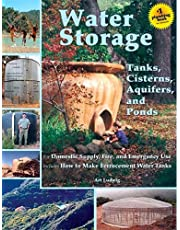 Water Storage: Tanks, Cisterns, Aquifers, and Ponds for Domestic Supply, Fire and Emergency Use