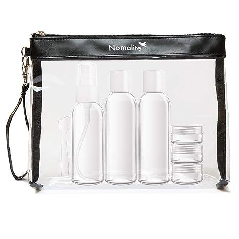 Neceser transparente para líquidos de Nomalite | Bolso de ...