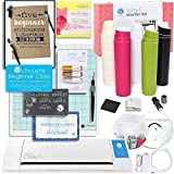 Silhouette CAMEO 2 Touch Screen Starter Bundle with Vinyl Kit, Online Class, Starter Guide, Cutting Blade, Pens, Tools and More