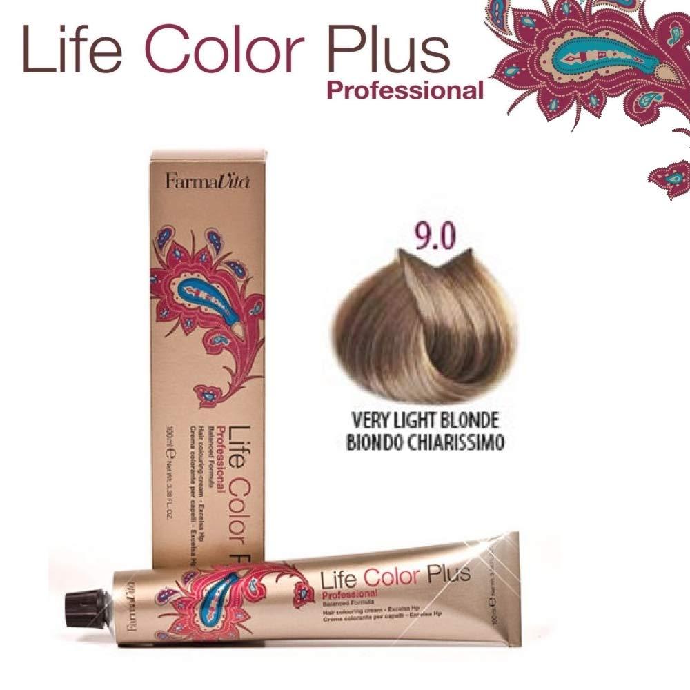 FarmaVita Life Color Plus Tinte Capilar 9.0-90 ml