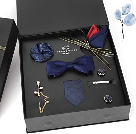 Corbatas para hombre, corbata de lazo, bufanda cuadrada, brazalete ...