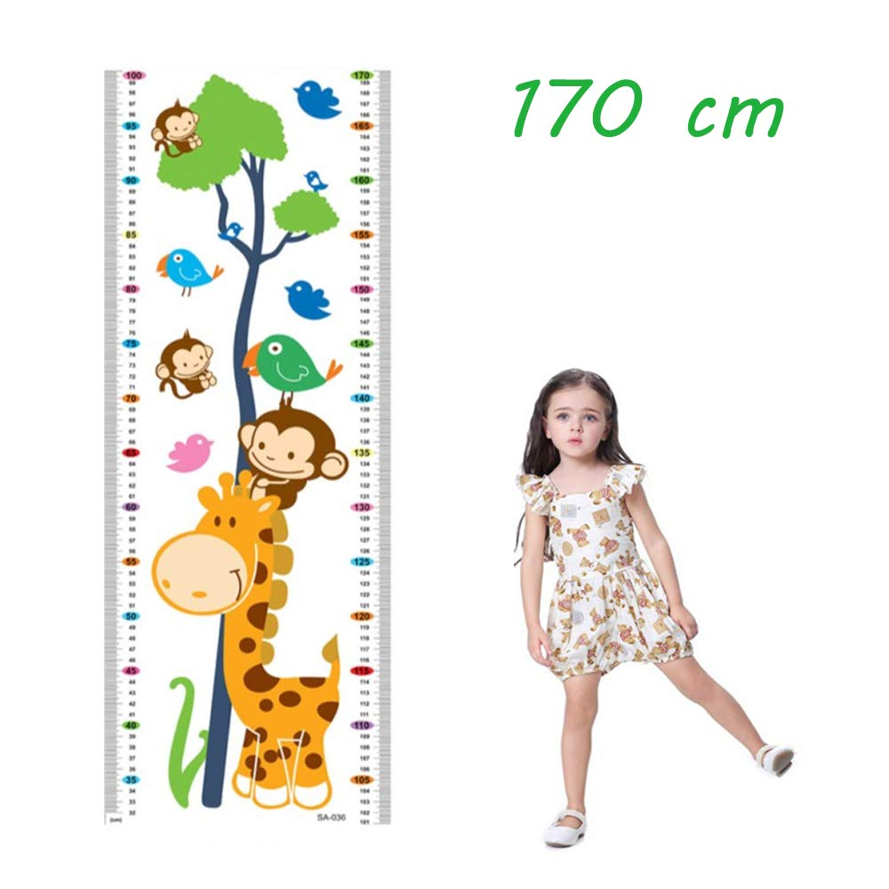 Growth Height Charts