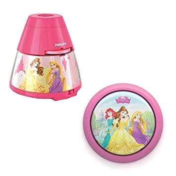 Amazon.com: Philips Disney Princess - Lámpara de noche LED ...
