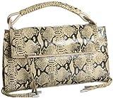 6126 by Lindsay Lohan Blaze Convertible Handbag,Beige,one size