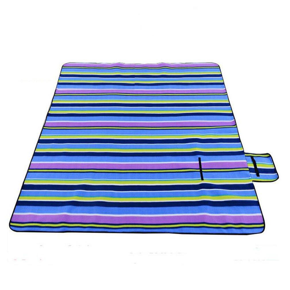 NUO-Z NUO-Z NUO-Z Outdoor Beach Picknickdecke Teppich Matte Mit Wasserdichten Rücken 200 X 200 cm B07F6Z3KZ2 Picknickdecken Überlegene Qualität 781961