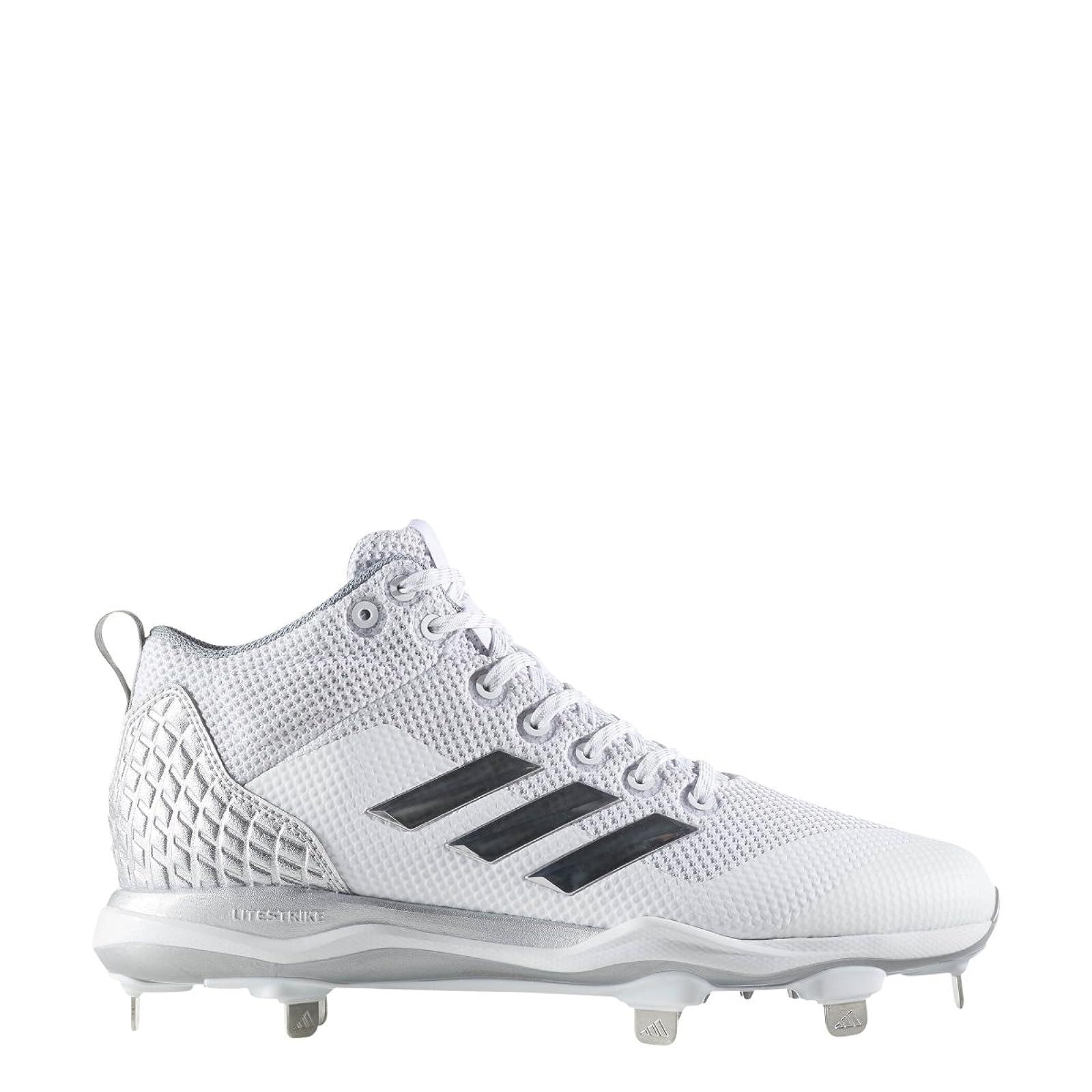 adidas Men's Freak X Carbon Mid Baseball Shoe B39200 - 1