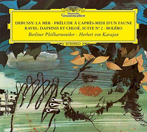 Debussy: La Mer; Prélude à L'Apres-midi d'un Faune / Ravel: Daphnis et Chloé, Suite No. 2; Bolero (Debussy La Mer Best Recording)