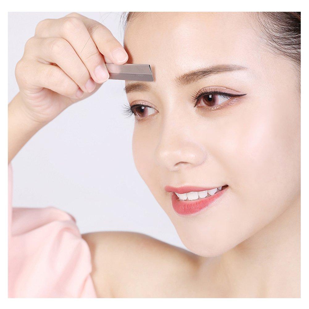 Halova Eyebrow Razor Mini Stainless Steel Eyebrow Shaving Blade