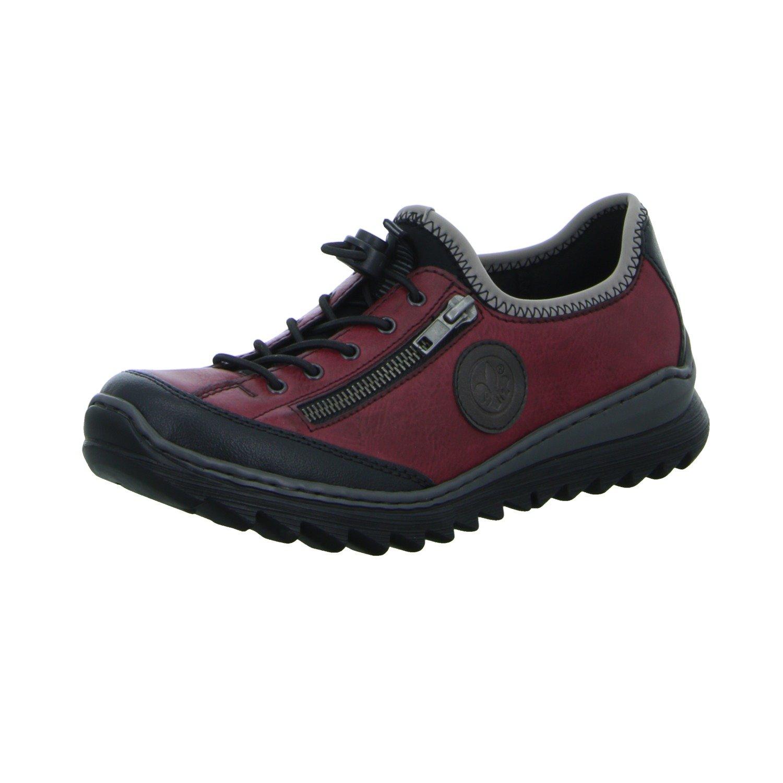 Rieker 36 M6269, Sneakers Basses Femme, Schwarz Schwarz/Wine/Dust,/Wine/Dust, Rouge 36 EU Rouge 5ba2b85 - latesttechnology.space
