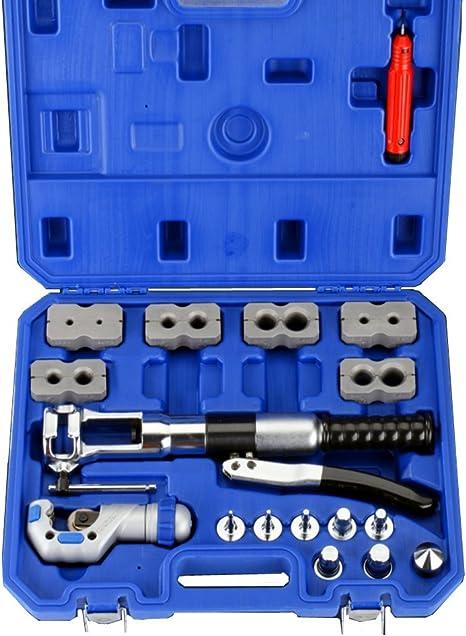 "12*Swaging Spin Tool Drill Bits Kit Tube Expander Flaring Tools 1//4/""~7//8/"" Set"