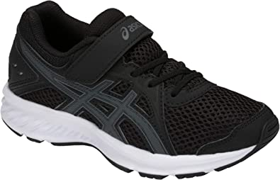 quality design 106eb 27ff7 ASICS Jolt 2 PS Kid s Running Shoe, Black Steel Grey, K10 M US
