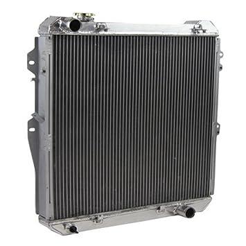 alloyworks 3 row aluminum radiator for toyota hilux surf kzn130 1kz rh amazon ca