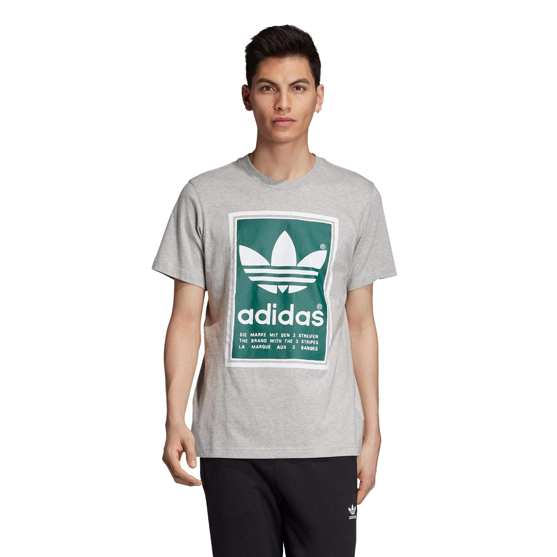 T-Shirt Adidas Filled Label: Amazon.es: Deportes y aire libre