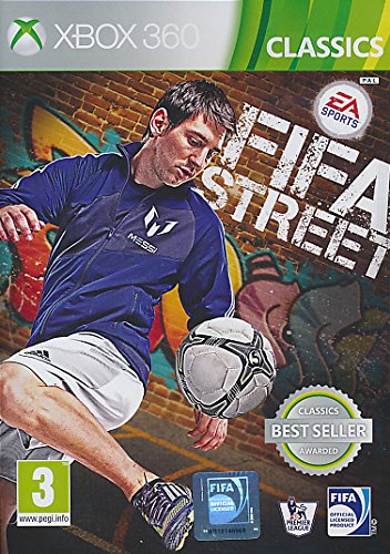 FIFA Street Classics Microsoft XBox 360 Game UK - Microsoft Uk Store