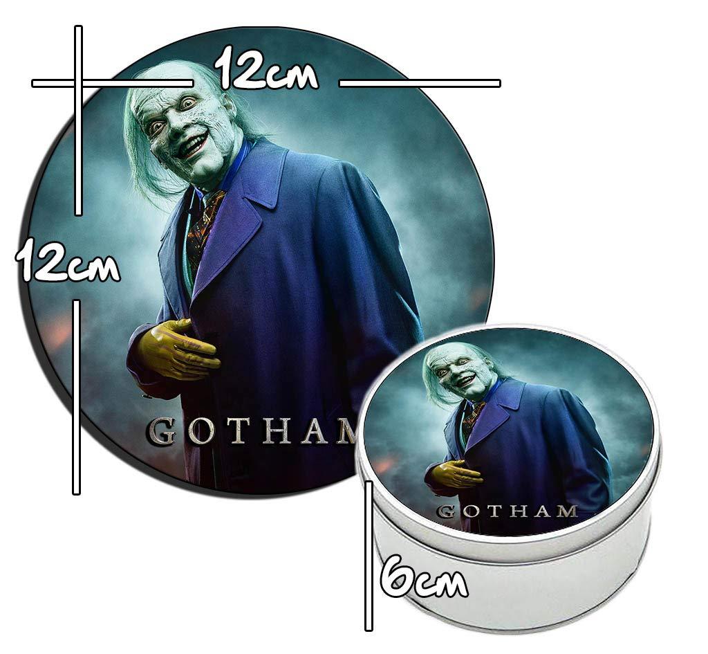Gotham Joker Cameron Monaghan Caja Lata Metal Tin Box