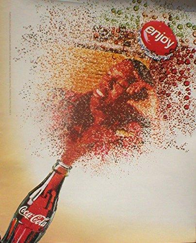 NT For Coca Cola Enjoy 2000 Illustrated (Coca Cola Magazine)