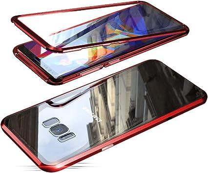Jonwelsy Funda para Samsung Galaxy S8 Plus, Adsorción ...