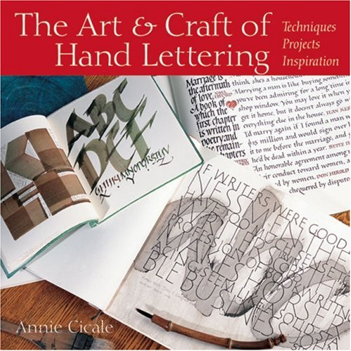 Art & Craft Of Hand Lettering