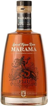 Rum Marama Spiced Fijian: Amazon.es: Alimentación y bebidas
