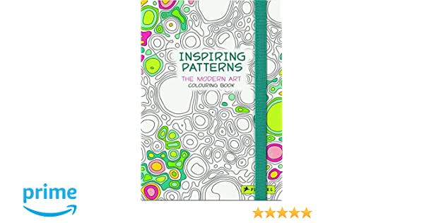 Amazon Inspiring Patterns The Modern Art Colouring Book 9783791372570 Delphine Badreddine Jean Baptiste Berthezene Books