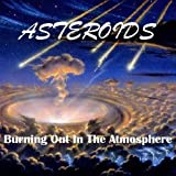 Burning Out in the Atmosphere by Asteroids