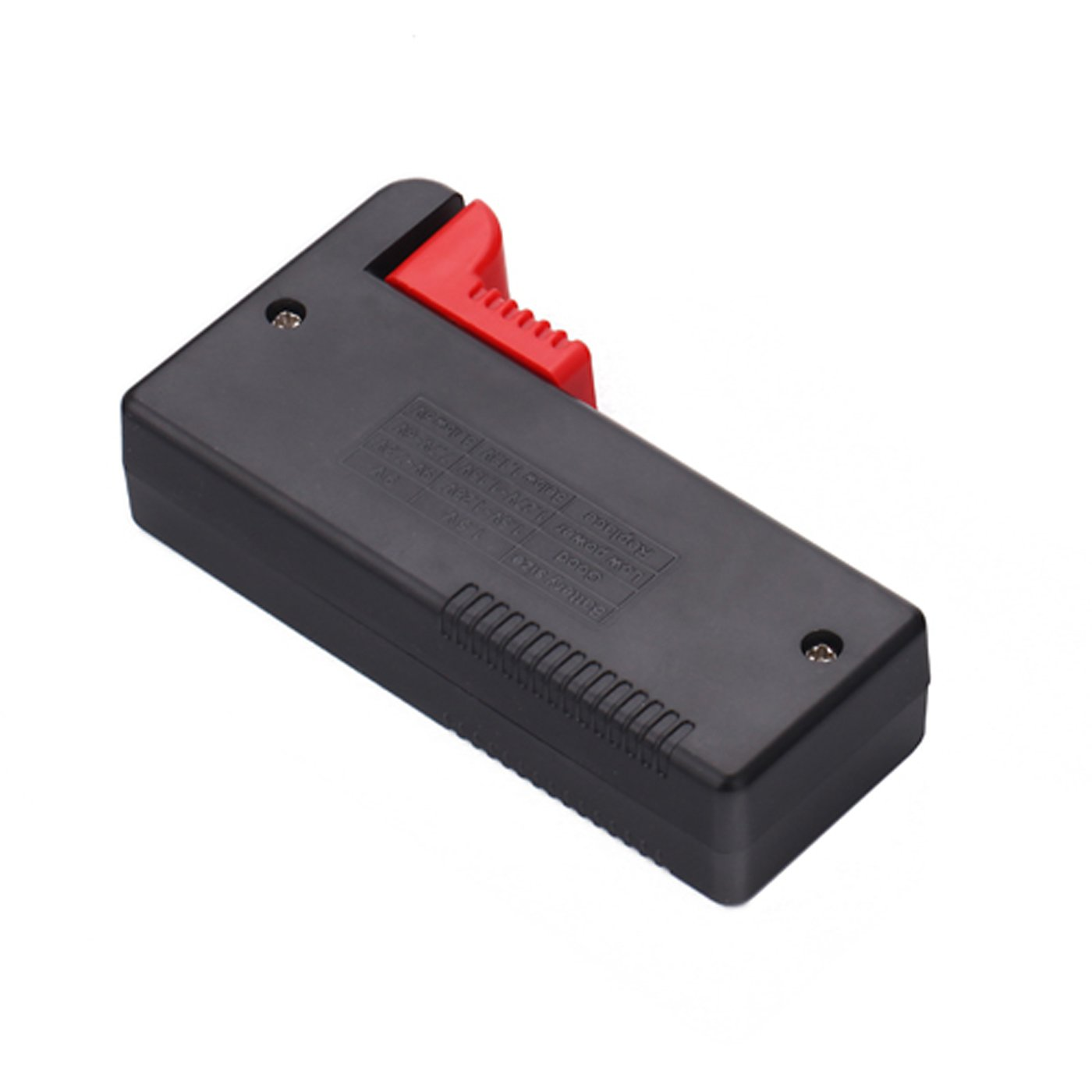 Hde Universal Battery Tester For Aa Aaa C D 9v Mini Cell Digital Multimeter Electrical Circuit Ebay Batteries Business Industry Science