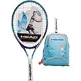 HEAD海德小德穆雷莎娃21/23/25寸儿童青少年专业碳复合网球拍