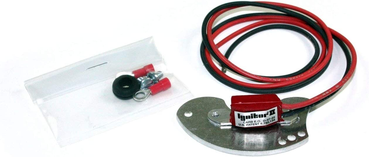 Pertronix 91141 Ignitor II for Delco 4 Cylinder Scout International