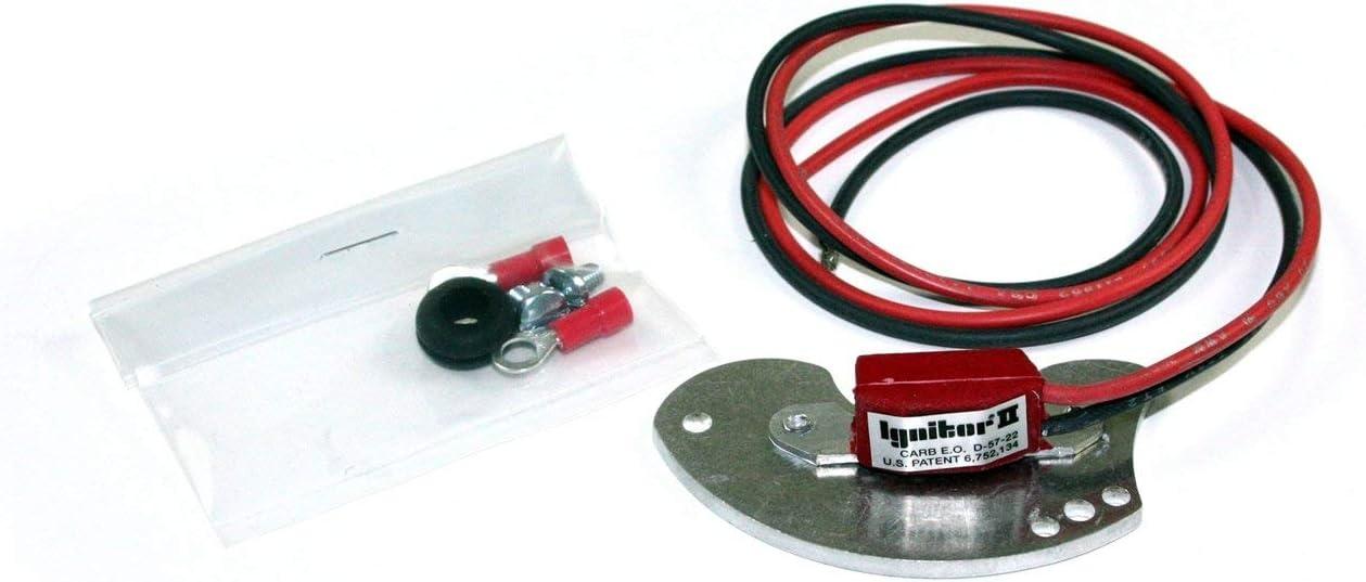 Ignition Conversion Kit Delco Pertronix 91181LS PERTRONIX 91181LS IGNITOR II DELCO 8 CYL LOBE SENSOR