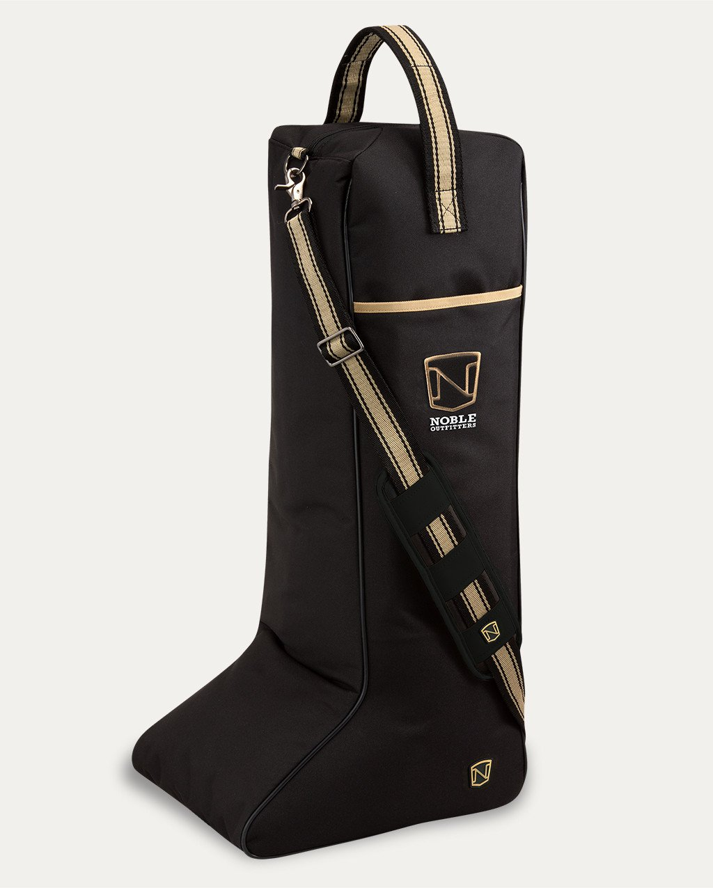Amazon.com: Ariat Unisex Tall Boot Bag One Size Black/Tan: Clothing