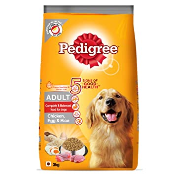 Buy Pedigree Adult Dry Dog Food, (High Protein Variant) Chicken