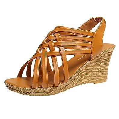 scarpe sportive 9b08e a4438 Worsworthy Sandali Basculanti Scarpe Donna Sandali Sandali ...