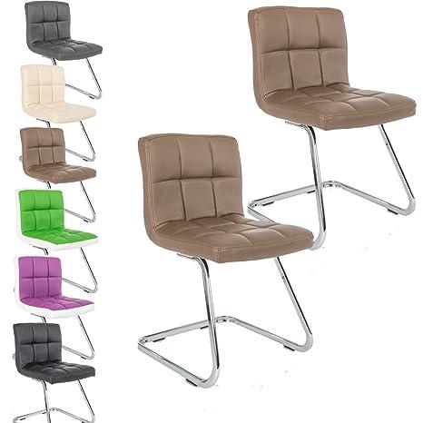 Set da 2 sedie per cucina/ufficio / conferenza/sala da pranzo lounge ...