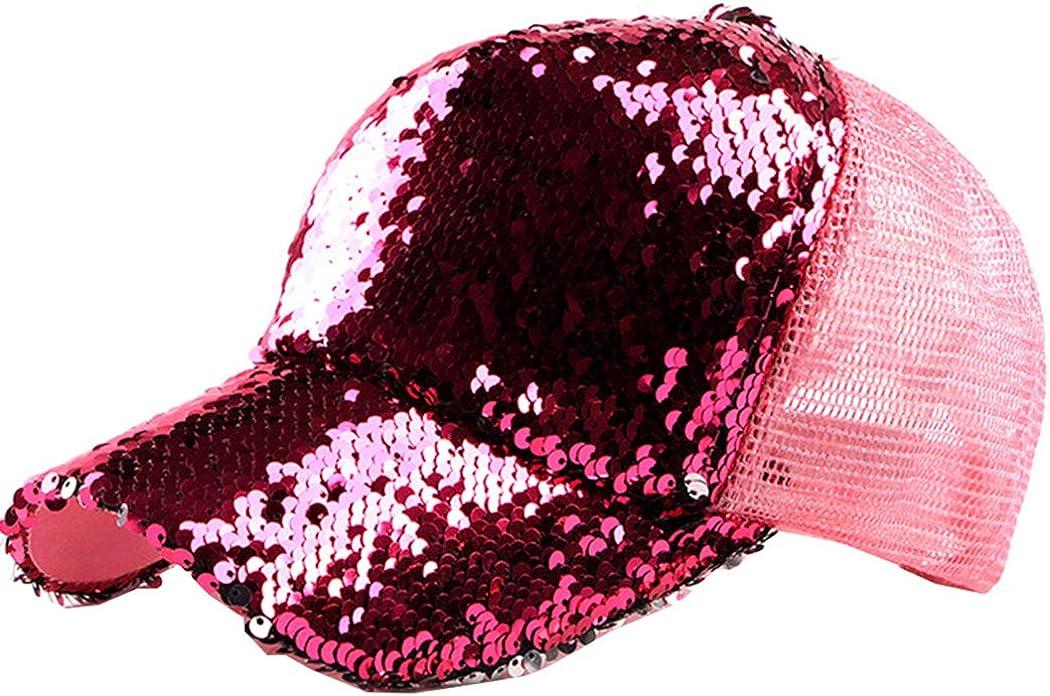YCMI Reversible Sequin-Hat...