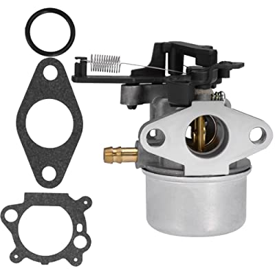 799248 Carburetor Carb For Briggs & Stratton 594287 Thermostat Choke Engine Parts: Automotive