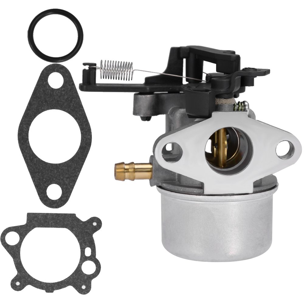 799248 Carburetor Carb For Briggs & Stratton 594287 Thermostat Choke Engine Parts QKPARTS