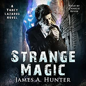 Strange Magic Audiobook