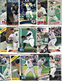Detroit Tigers / 100 Different Tigers Baseball Cards from 2018 - 2000