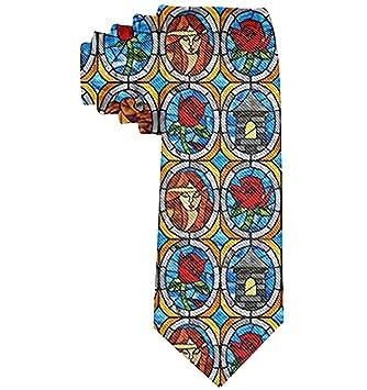 La corbata de cristal de cuento de hadas de la belleza y la bestia ...